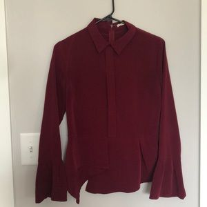 Collared Blouse